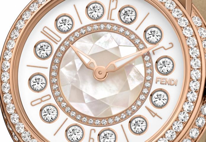 bf3130a46 Fendi تطلق ساعات IShine Limited Edition إحتفالًا بالحرفية والأناقة - لمسات  اونلاين