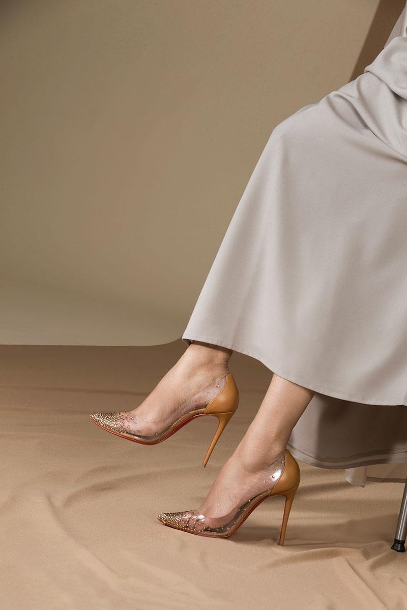 buy popular 73dcd de5f2 Alia-Khan-for-Christian-Louboutin-Degrastrass-Nudes-(1 ...
