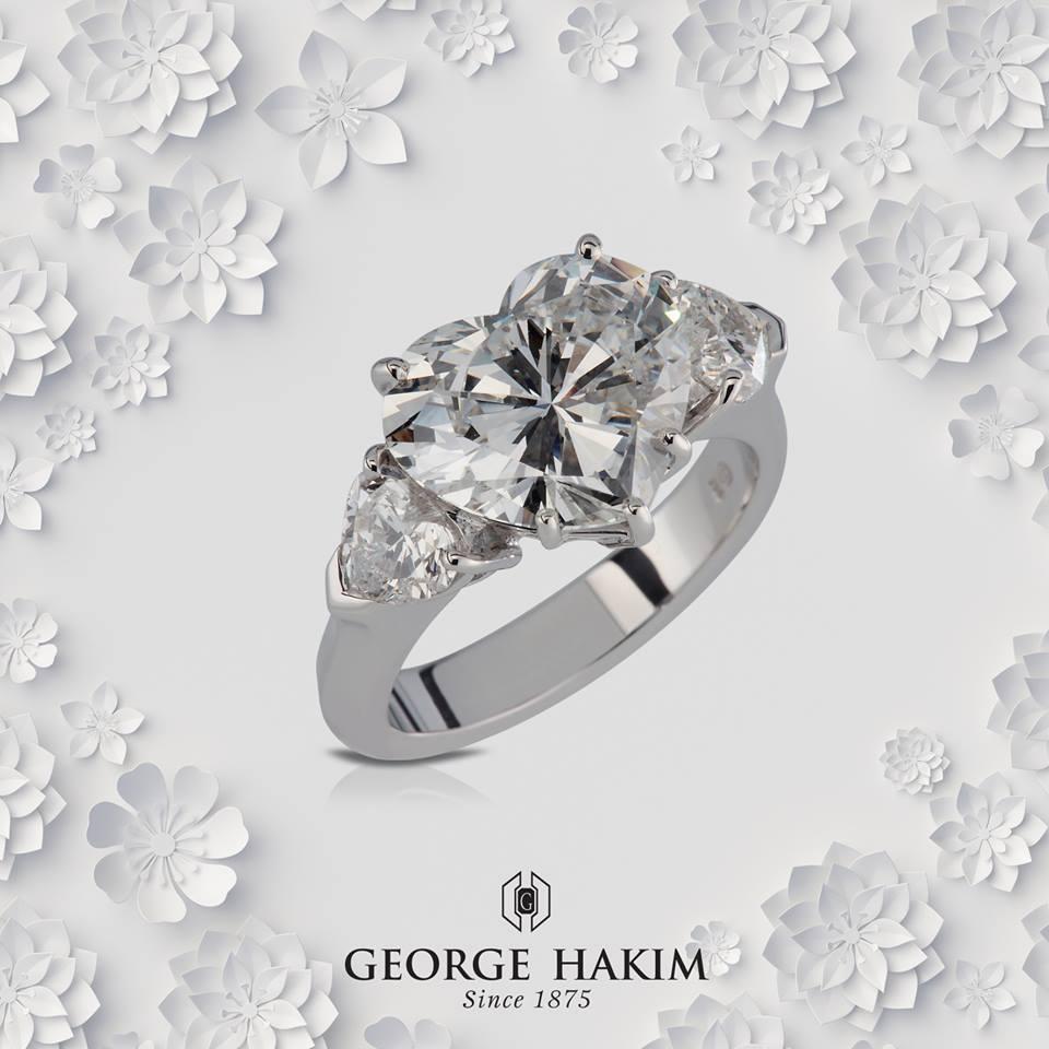 85c5532bd6726 قمّة الفخامة مع مجوهرات جورج حكيم - لمسات اونلاين