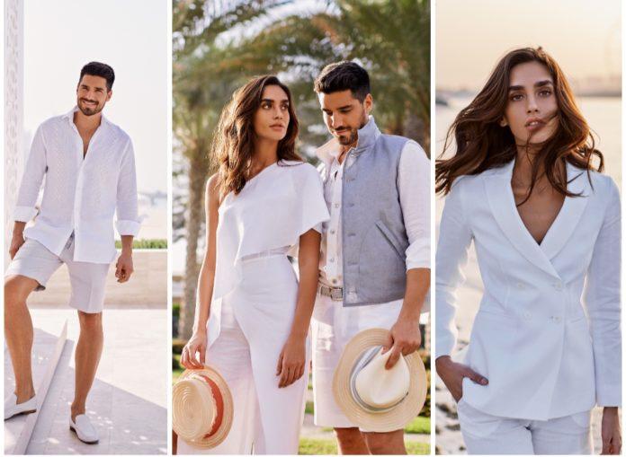 2970c0375 في أواخر العام 2014، افتتحت علامة 100% Capri الإيطاليّة والرائدة في تصميم  أجمل الملابس المصنوعة من الكتان أوّل متاجرها في دبي، وذلك في منتجع Four  Seasons ...