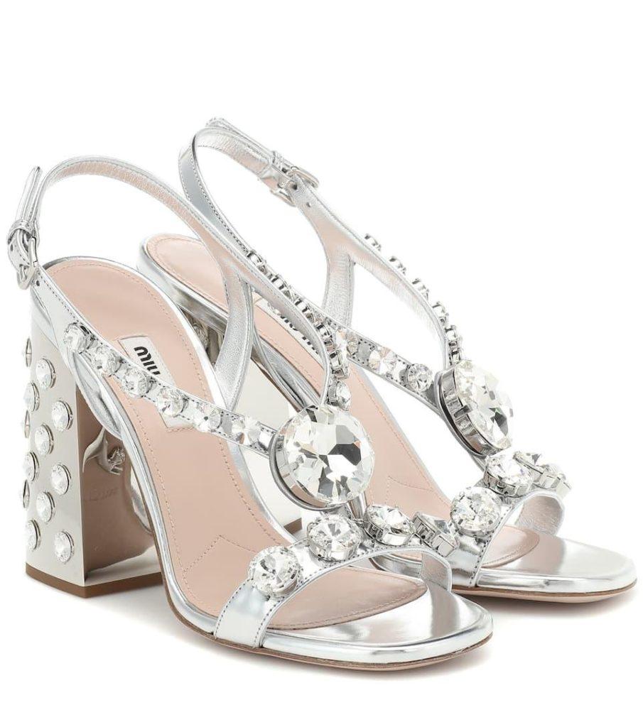 0e32a409d بالصور... أحذية تضفي الروعة على إطلالة العروس! - لمسات اونلاين